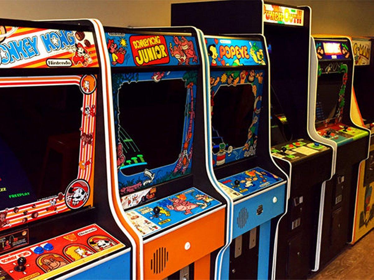 L'arcade - En-tête