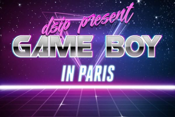Game Boy in Paris 2