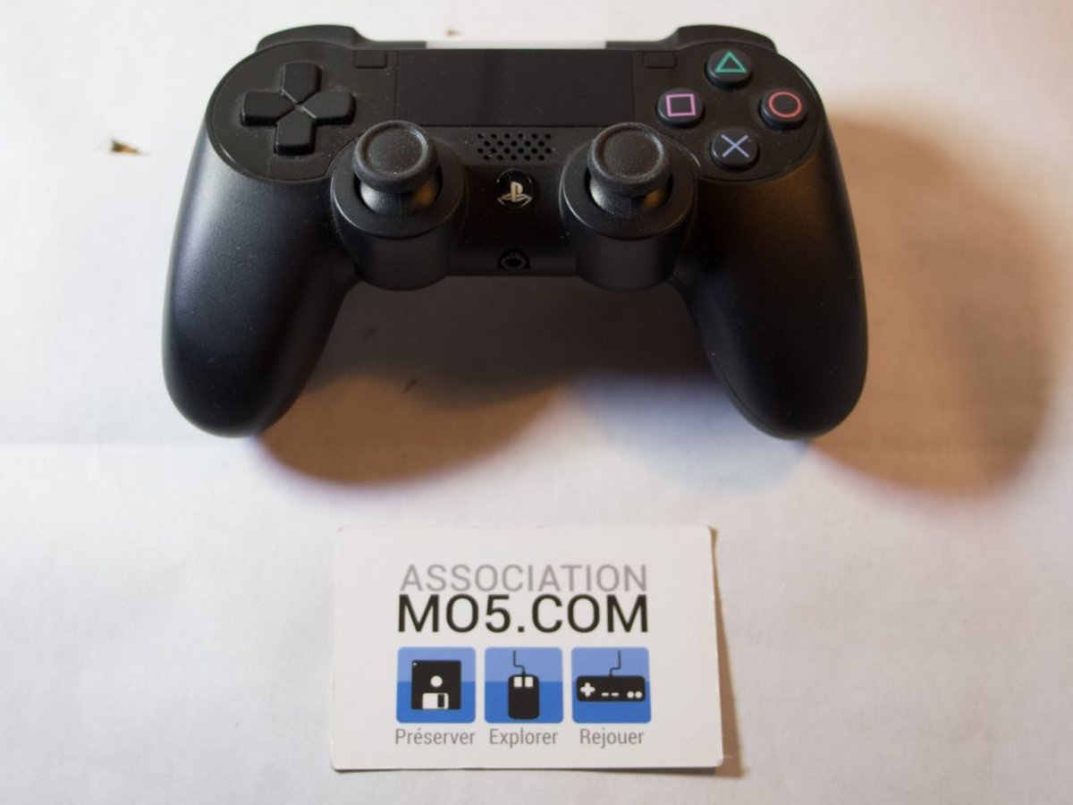 Prototype manette PS4