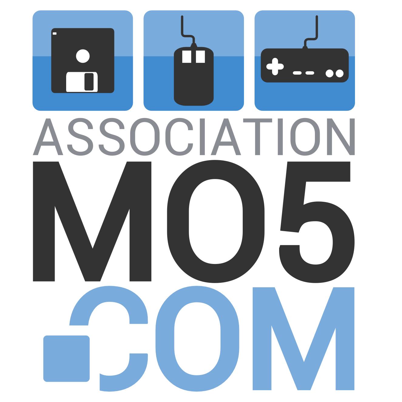 logo MO5 COM carré