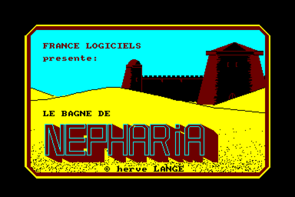 bagne nepharia