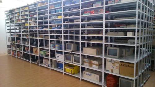 Collections hardware