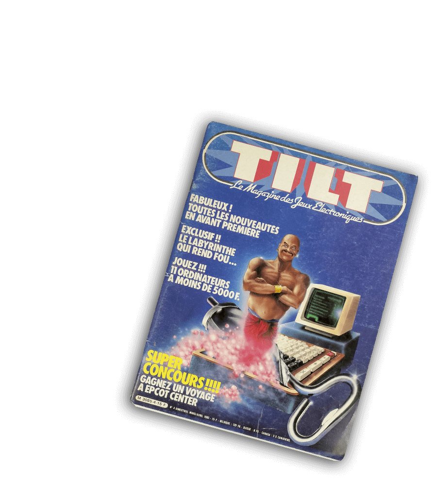 Magazine 1 1